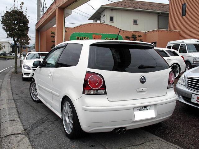 「フォルクスワーゲン」「VW ポロ」「コンパクトカー」「山梨県」の中古車16