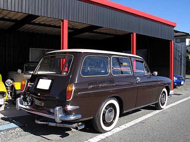 「フォルクスワーゲン」「VW タイプIII」「クーペ」「山梨県」の中古車3
