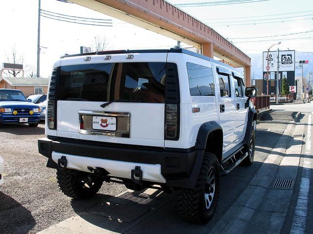 「ハマー」「ハマーH2」「SUV・クロカン」「山梨県」の中古車3