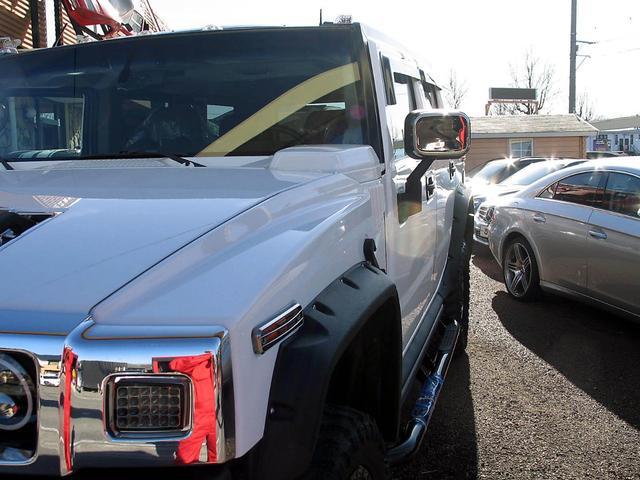 「ハマー」「ハマーH2」「SUV・クロカン」「山梨県」の中古車12