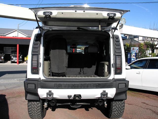 「ハマー」「ハマーH2」「SUV・クロカン」「山梨県」の中古車27