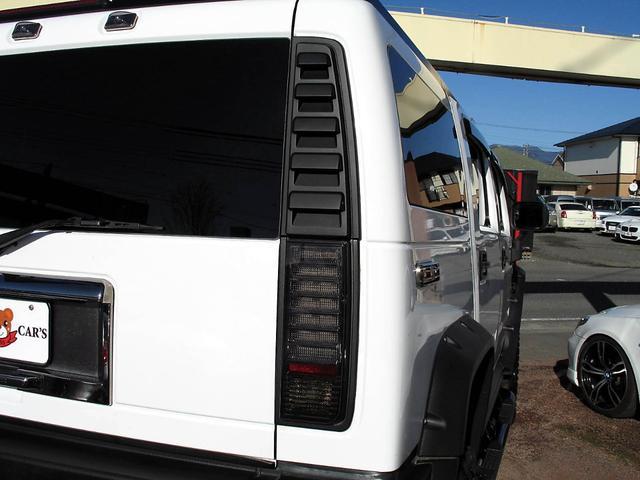 「ハマー」「ハマーH2」「SUV・クロカン」「山梨県」の中古車29