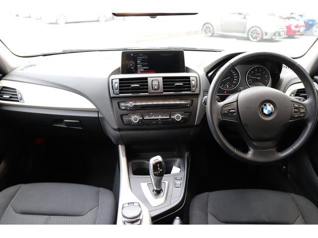 BMW BMW 116i 1オーナー キセノンヘッドライト 純正ナビ ETC