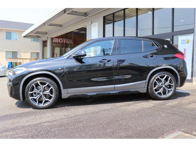 「BMW」「X2」「SUV・クロカン」「山梨県」の中古車4