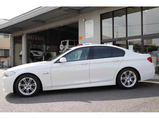 「BMW」「5シリーズ」「セダン」「山梨県」の中古車5