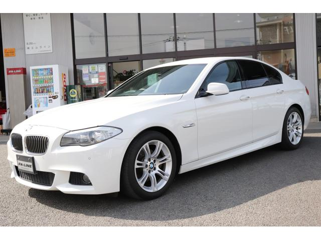 「BMW」「5シリーズ」「セダン」「山梨県」の中古車23