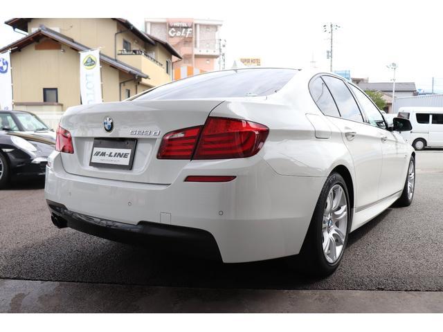 「BMW」「5シリーズ」「セダン」「山梨県」の中古車47