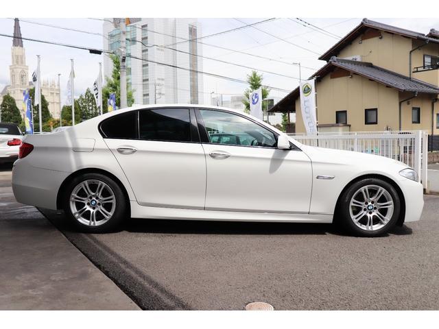 「BMW」「5シリーズ」「セダン」「山梨県」の中古車49