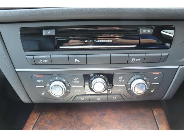 2.8FSIクワトロ 黒革シート BOSEサウンドシステム 電動リアゲート アドバンスドキーフリー バックカメラ パークトロニック MMI(ナビ・CD・DVD・地デジ・SDカード) クルーズコントロール 純正18インチAW(38枚目)