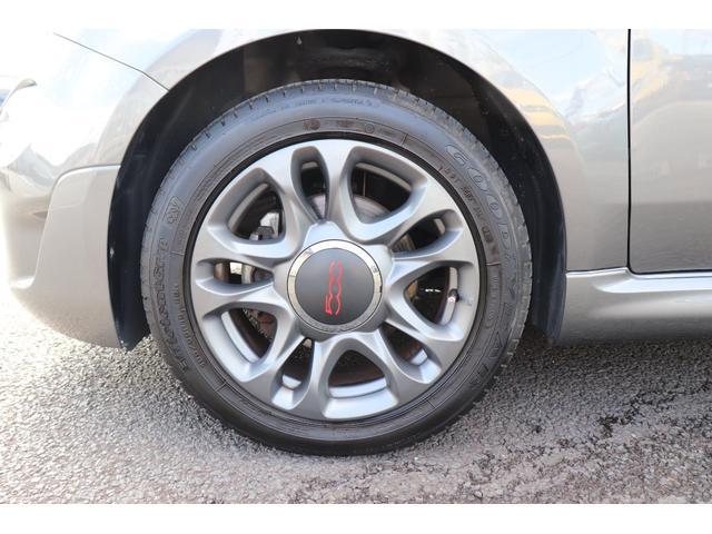 マヌアーレ 1オーナー ディーラー車 限定車 禁煙車 ETC ドライブレコーダー 5速マニュアル ステアリングスイッチ ハーフレザーシート Uconnect(20枚目)