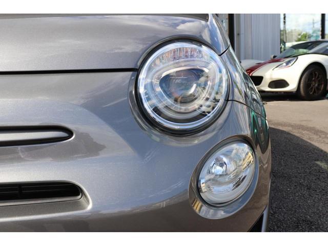 マヌアーレ 1オーナー ディーラー車 限定車 禁煙車 ETC ドライブレコーダー 5速マニュアル ステアリングスイッチ ハーフレザーシート Uconnect(36枚目)