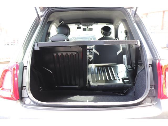 マヌアーレ 1オーナー ディーラー車 限定車 禁煙車 ETC ドライブレコーダー 5速マニュアル ステアリングスイッチ ハーフレザーシート Uconnect(44枚目)