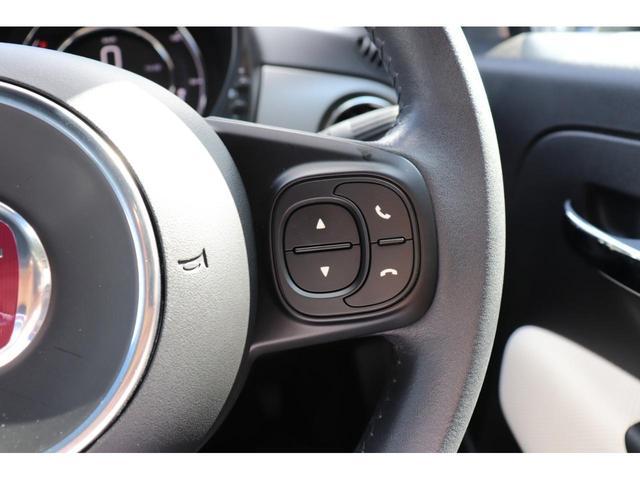マヌアーレ 1オーナー ディーラー車 限定車 禁煙車 ETC ドライブレコーダー 5速マニュアル ステアリングスイッチ ハーフレザーシート Uconnect(59枚目)