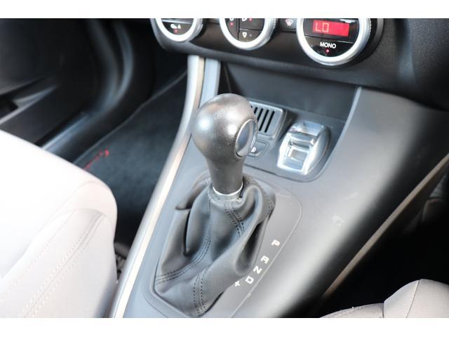 スプリントジュニア ワンオーナー車 アイドリングストップ 社外ナビ フルセグTV Bluetooth DNAシステム キセノンヘッドライト フロントドライブレコーダー 純正17インチアルミホイール スペアキー 記録簿(14枚目)