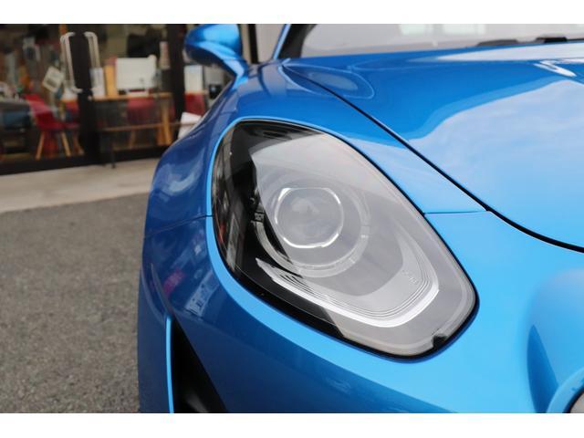 ピュア LEDヘッドライト シーケンシャルウインカー レザーステアリング TFTメーター パーキングセンサー リアカメラ 純正18インチAW ミラー型ドライブレコーダー レースチップ H&Rダウンサス(24枚目)