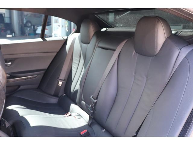 640iグランクーペ Mスポーツパッケージ 純正ナビ TVフルセグ バックカメラ 黒革シート シートヒーター コンフォートアクセス ドライビングアシスト 電動チルトサンルーフ ローダウン 社外マフラー LEDヘッドライト リアローラブラインド(79枚目)