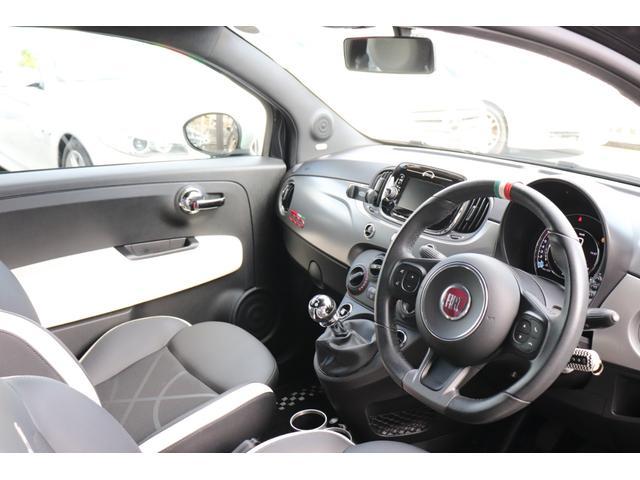 デチベル スロットルコントローラー H&Rダウンサス ハーフレザーシート Uconect Beatsサウンドシステム 限定車 SPARCOkクロモドラ グットイヤーオールシーズンタイヤ ミラーカバー(49枚目)