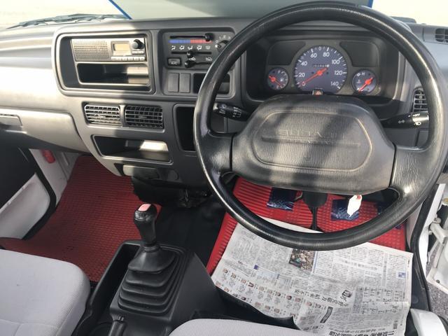 TB 4WD エアコン PS リアゲートチェーン ゴムマット(14枚目)