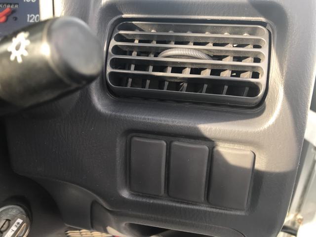 TB 4WD エアコン PS リアゲートチェーン ゴムマット(16枚目)