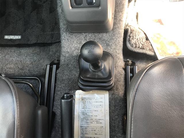 「スズキ」「ジムニー」「コンパクトカー」「山梨県」の中古車22