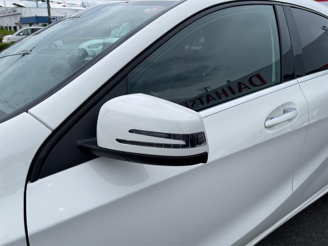 A180 スタイル 純正ナビ フルセグ Bluetooth ETC車載器 HIDヘッドライト バックカメラ プッシュスタート 衝突軽減ブレーキ 純正アルミ(16枚目)