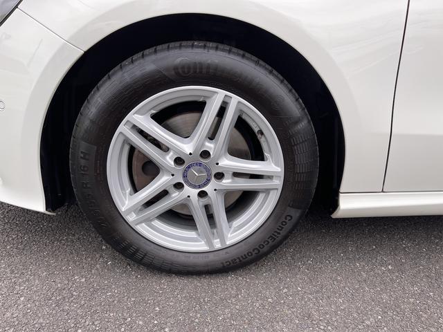 A180 スタイル 純正ナビ フルセグ Bluetooth ETC車載器 HIDヘッドライト バックカメラ プッシュスタート 衝突軽減ブレーキ 純正アルミ(22枚目)