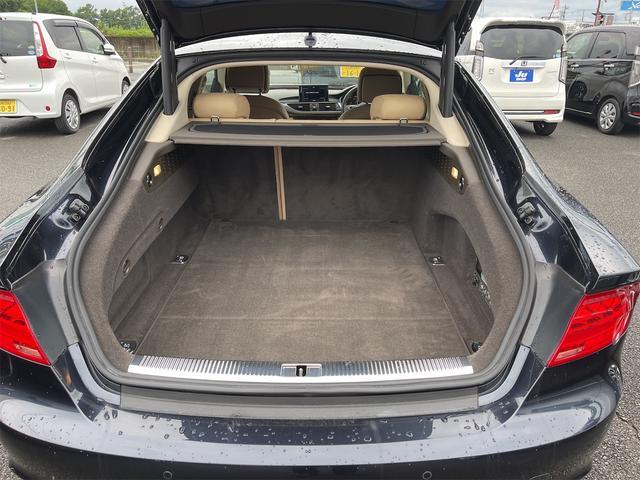3.0TFSIクワトロ V6スーパーチャージャー 4WD BOSEサウンドシステム 純正インダッシュHDDナビ フルセグ バックカメラ 本革 シートヒーター オートスポイラー パドルシフト オートトランク(20枚目)
