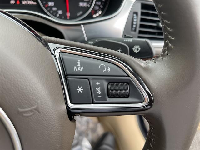 3.0TFSIクワトロ V6スーパーチャージャー 4WD BOSEサウンドシステム 純正インダッシュHDDナビ フルセグ バックカメラ 本革 シートヒーター オートスポイラー パドルシフト オートトランク(46枚目)