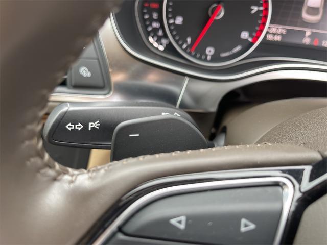 3.0TFSIクワトロ V6スーパーチャージャー 4WD BOSEサウンドシステム 純正インダッシュHDDナビ フルセグ バックカメラ 本革 シートヒーター オートスポイラー パドルシフト オートトランク(50枚目)