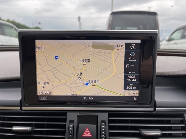 3.0TFSIクワトロ V6スーパーチャージャー 4WD BOSEサウンドシステム 純正インダッシュHDDナビ フルセグ バックカメラ 本革 シートヒーター オートスポイラー パドルシフト オートトランク(64枚目)
