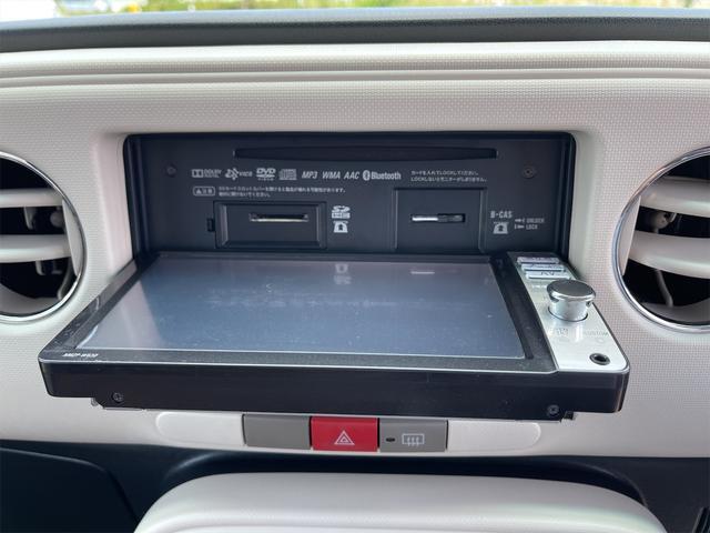 ココアプラスXスペシャルコーデ キーフリーシステム スマートキー SDナビ フルセグTV Bluetooth アイドリングストップ フォグライト ルーフレール(46枚目)