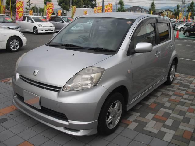 「トヨタ」「パッソ」「コンパクトカー」「山梨県」の中古車3