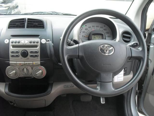 「トヨタ」「パッソ」「コンパクトカー」「山梨県」の中古車5