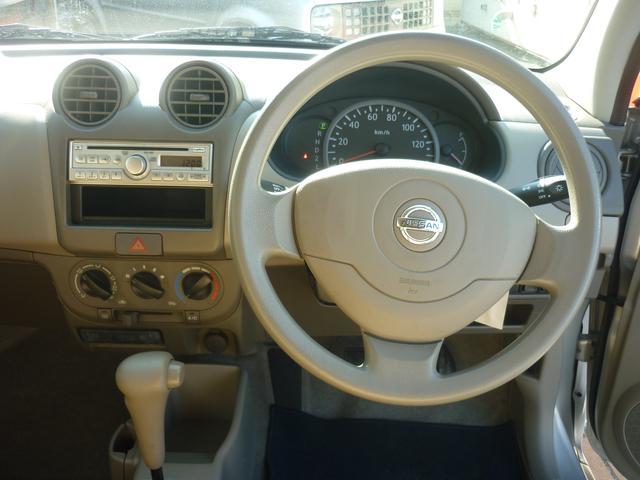 日産 ピノ S キーレス CDデッキ 電動格納ミラー