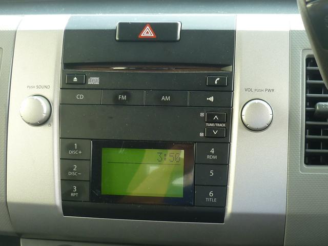 マツダ AZワゴン FX CDデッキ 電動格納ミラー キーレス