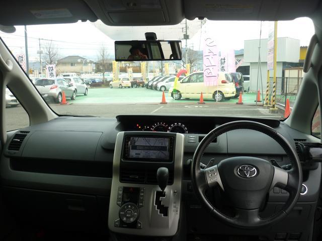 トヨタ ヴォクシー ZS 煌II 両側パワースライドドア スマートキー 純正ナビ
