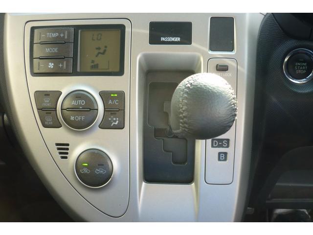 トヨタ ラクティス G Lパッケージ 純正HDDナビ フルセグ スマートキー