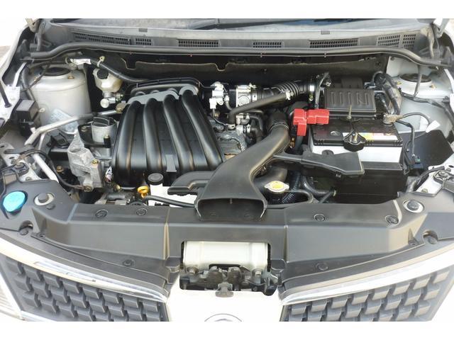 日産 ティーダ 15M インテリキー フォグランプ CVT