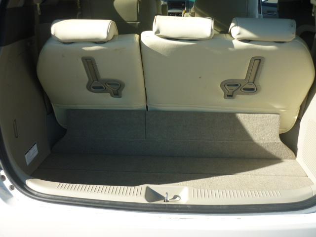 トヨタ エスティマ 2.4アエラス Gエディション 7人乗 左右自動ドア ナビ
