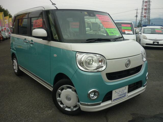Gメイクアップ SAII 純正8インチナビ ワンオーナー車(6枚目)