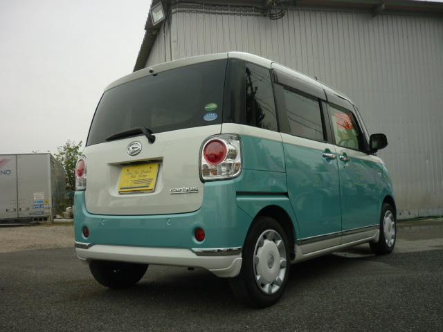 Gメイクアップ SAII 純正8インチナビ ワンオーナー車(8枚目)