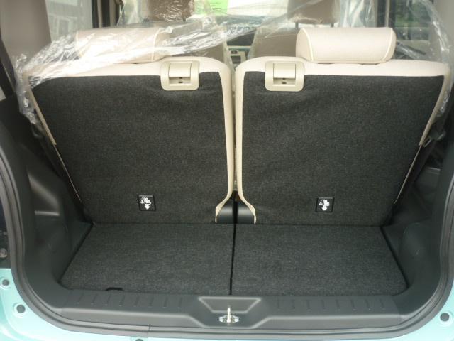 Gメイクアップ SAII 純正8インチナビ ワンオーナー車(18枚目)