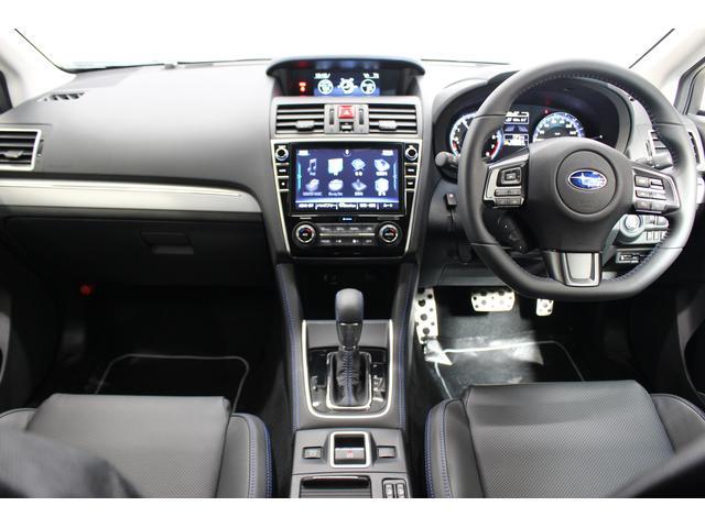 2.0GT-Sアイサイト 4WD ワンオーナー アダプティブクルーズコントロール ナビ フルセグTV フロント・サイド・バックカメラ CD・DVD再生可 Bluetooth接続可 ETC2.0 本革シート(6枚目)