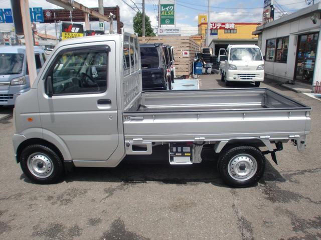 KU 5速 4WDエアコン パワステ(5枚目)