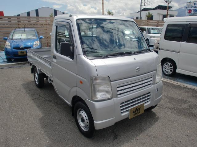 KU 5速 4WDエアコン パワステ(6枚目)