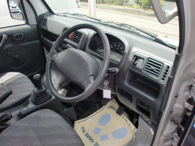 KU 5速 4WDエアコン パワステ(10枚目)