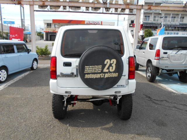 XG AT 6型 リフトアップ 社外マフラー バンパー リフトUP ABS PW ターボ車 AC キーレス フルセグTV SDナビ エアバック 切替4WD DVD再生 Wエアバッグ(3枚目)