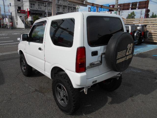 XG AT 6型 リフトアップ 社外マフラー バンパー リフトUP ABS PW ターボ車 AC キーレス フルセグTV SDナビ エアバック 切替4WD DVD再生 Wエアバッグ(9枚目)