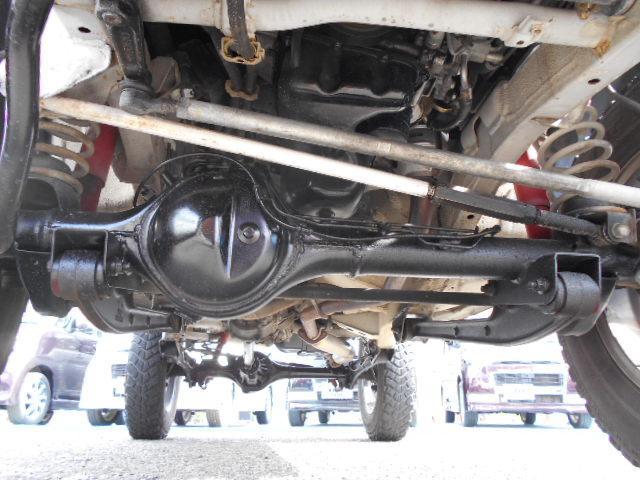 XG AT 6型 リフトアップ 社外マフラー バンパー リフトUP ABS PW ターボ車 AC キーレス フルセグTV SDナビ エアバック 切替4WD DVD再生 Wエアバッグ(17枚目)