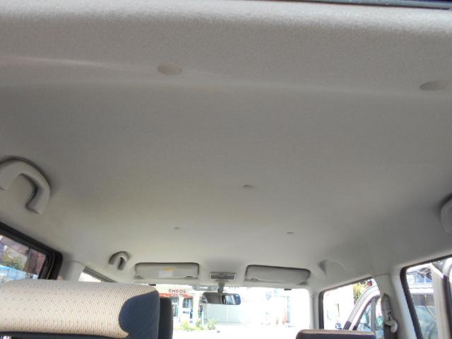 X ホワイトルーフ スマ-トキ- Wエアバッグ パワーウィンドウ 地デジTV AAC フルフラット ナビ/TV ベンチ DVD 衝突安全ボディ SDナビ パワステ エアバック USB ETC車載器(18枚目)